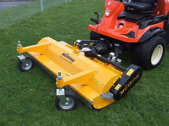 New Muthing Flail Mowers, Muthing MU-FM Flail Mowers To Fit Kubota F3680, Kubota F3890.