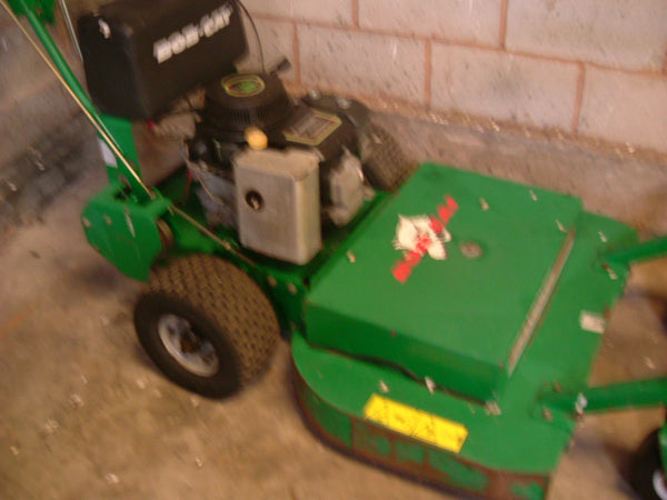 Walk Behind Commercial Mower