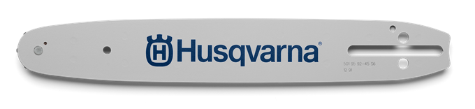 "Husqvarna 593914346 10"" Guide Bar - 1.1mm, 0.325"""