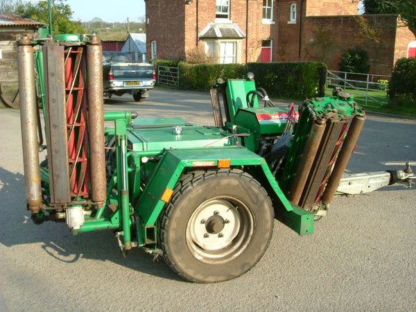 Ransomes TG3400 Trailed Gang Mowers