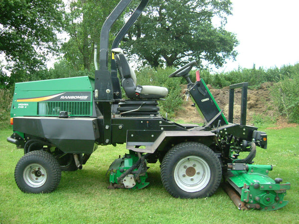 Ransomes 2130 Triple Cylinder Mower