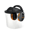 NEW Stihl Face / Ear Protection with Polycarbonate Visor