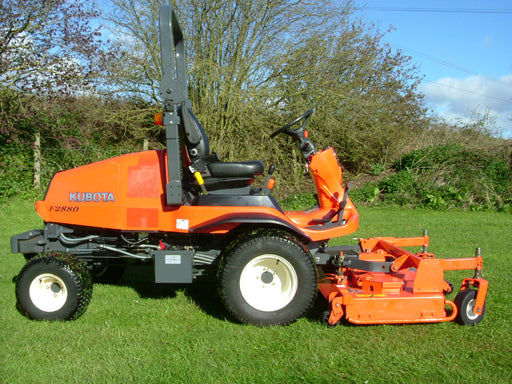 Used Outfront Mowers | Hughie Willet — Hughie Willett Machinery