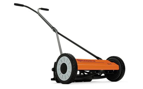 Husqvarna 64 Walk Behind Ground Driven Cylinder Lawn Mower 16