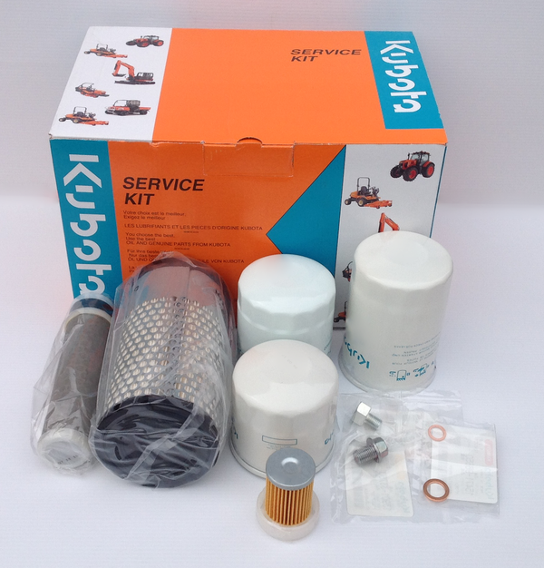 W21TK00086 Kubota Engine and Hydraulic Service Kit (B1710, B2110, B2410, B2420, B1830, B2230, B2530, B2050, B2350, B2650, L3200D