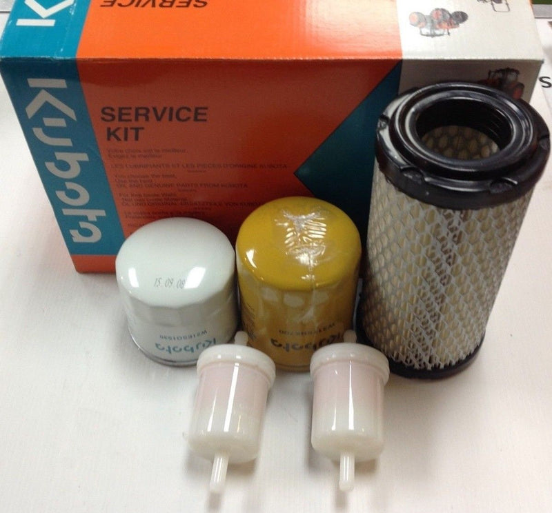 W21TK00082 Kubota Engine and Hydraulic Service Kit
