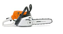 Stihl MS251 C-BE Top range saw for property maintenance with Quick Chain Tensioning and ErgoStart