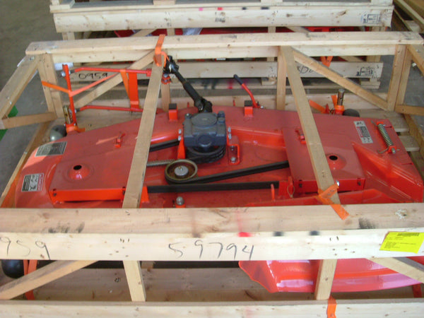 "Kubota RCK54-24GUK Mower Deck, Kubota G2160 Mower Deck 54"" side discharge"