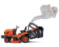 Commercial Kubota G2311 HD Mower