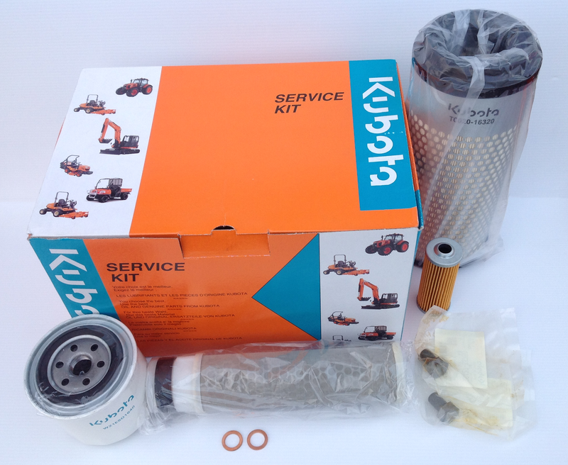 W21TK-00011 Kubota Engine Service Kit