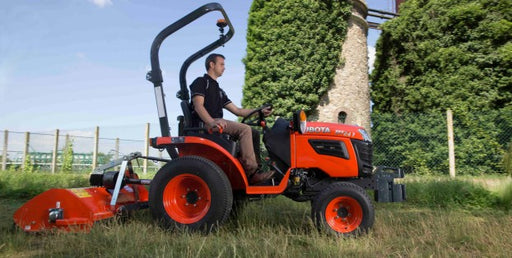 New Tractors | Kubota Compact Tractors for Sale — Hughie