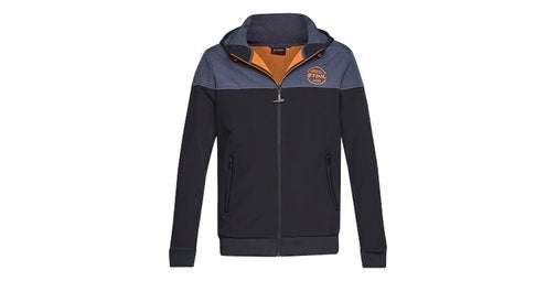 Stihl Circle Logo Soft-Shell Jacket
