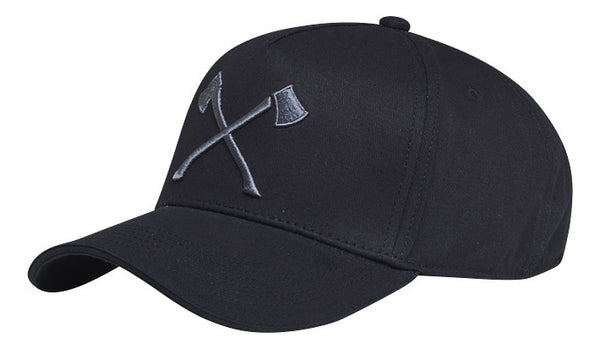 Stihl Black Axe Baseball Cap - New for 2020