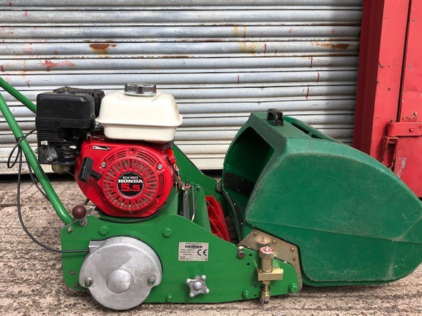 Dennis FT510 Mower fully refurbished