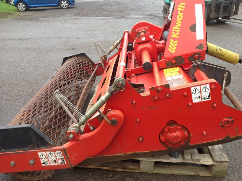 Stoneburier Kilworth  Stoneburier Compact Tractor 1.26metre working width new tines fitted very good working order