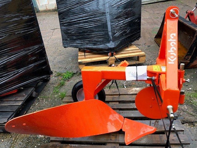 New Kubota Compact Tractor Plough
