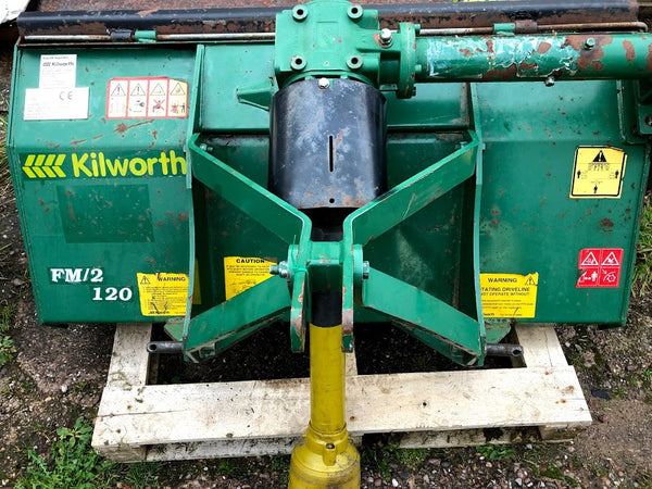 Used Sovema 1.2 Flail Mower Compact Tractor Flail Mower