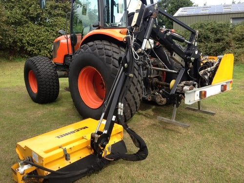 Used Tractor Mounted Mowers Flails Hughie Willett