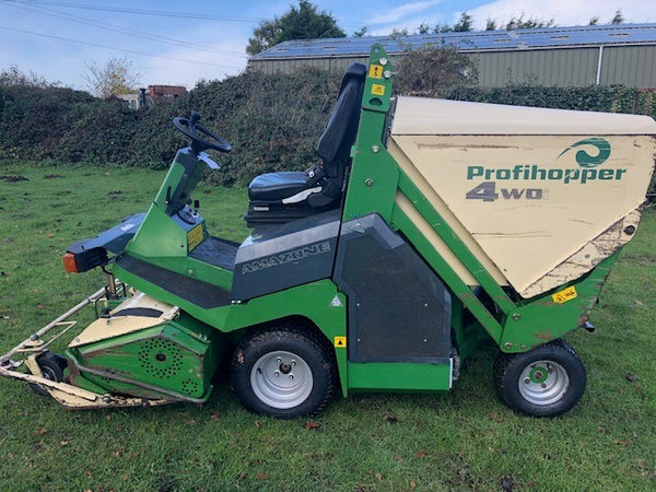 Amazone Profihopper SmartCut PH 1250 4
