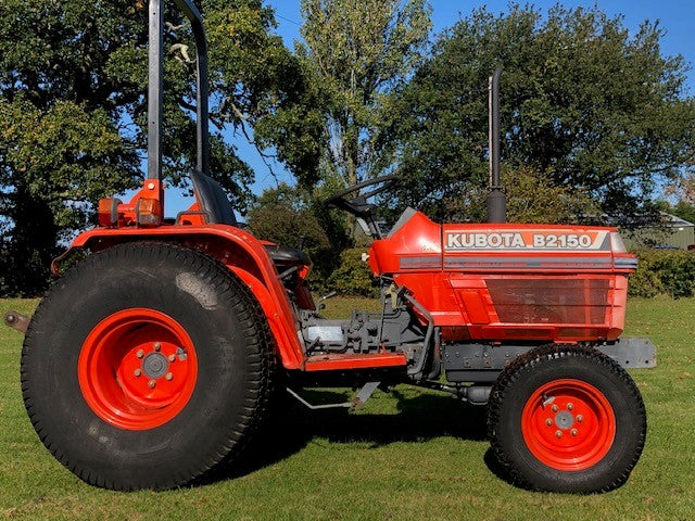 Kubota B2150 4WD Used Kubota B2150 Compact Tractor FOR SALE