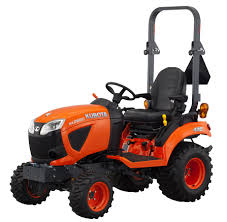 "Kubota BX261 Tractor ( ROPS, HST Transmission ) ""BX Series"""