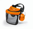 Stihl G500 Face / Ear Protection with Nylon Mesh Visor