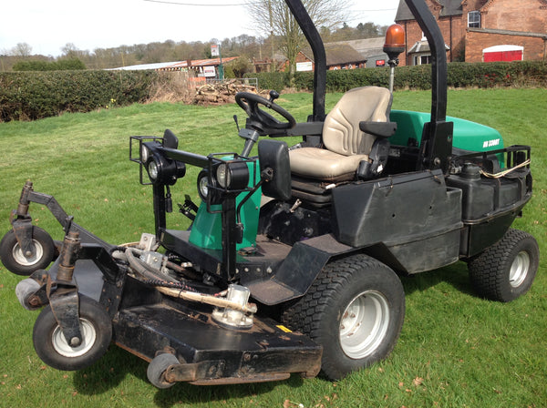 Ransomes HR3300T Rotary,Ransomes HR3300T Out Front Ride on Mower For sale