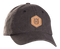 Husqvarna Xplorer Leather Patch Baseball Cap - Granite