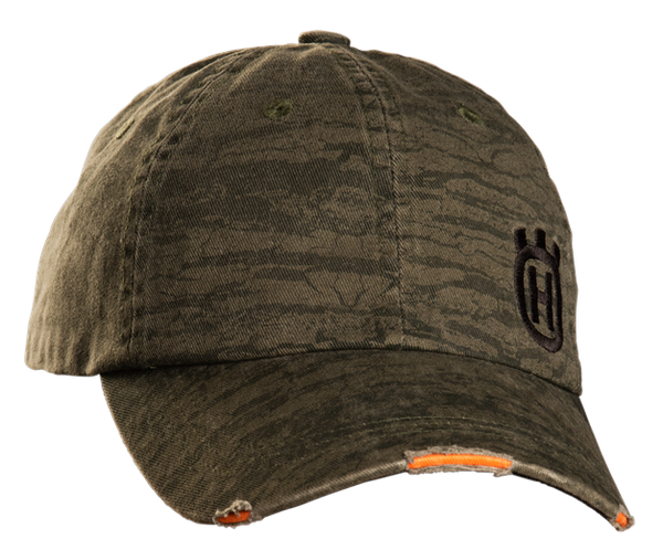 Husqvarna Xplorer Bark Camo Baseball  Cap - Forest Green