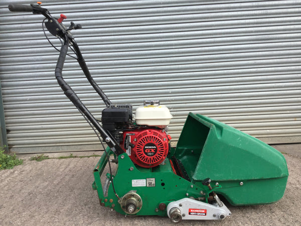 Used Ransomes Super Certes 61 Mower, Ransomes Super Certes 61 Fine Turf Mower