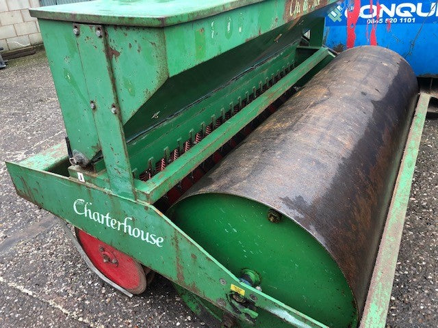 Used Charterhouse Overseeder 2m woring width