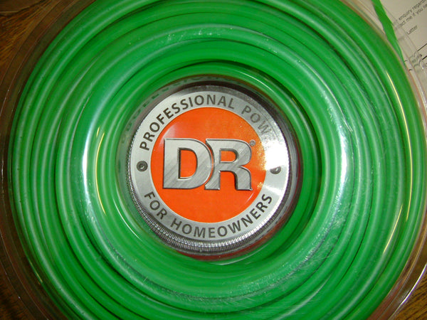 DR Trimmer Line Green (4mm x 100ft),Dr 4mm strimmer Line,DR 4mm Strimmer Line
