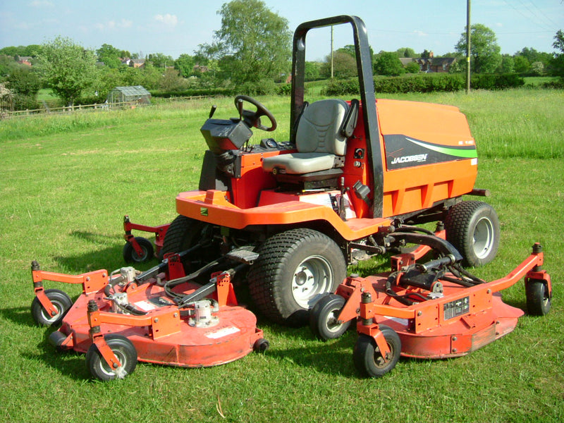 Used Jacobsen HR-5111 Triple Mower,Used Jacobsen HR-5111 Bat Wing Mower,  Jacobsen Hr 5111 WAM Mower,