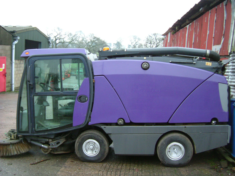 Johnston CX200 Compact Roadsweeper