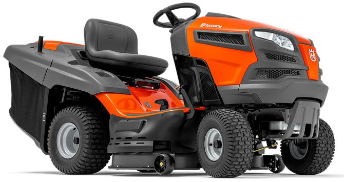 "Husqvarna TC239T Ride on Mower - 38"" Cut, Husqvarna TC239T Tractor Lawnmower,"