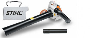 Stihl SH56 CE Blower, Leaf Collector, Vacuum with Bag and Hoses