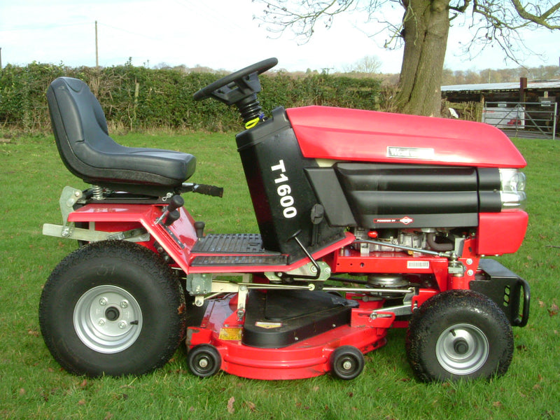 Ride On Mower >> Westwood T1600 Ride On Mower
