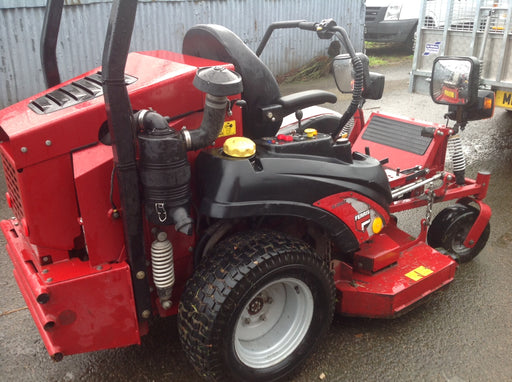 Used Midmounted Mowers and Ride on Lawn Mowers — Hughie