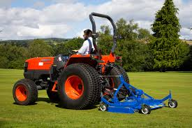 Fleming Finishing Mowers / Sports Ground Mowers (4ft, 5ft, 6ft and 8ft )