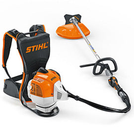 Stihl FR460TC-EFM Backpack Petrol Brushcutter