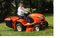 Kubota GR2120 Ridoen Mower with Grass Collector