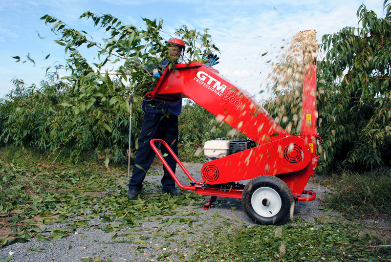 Lawnflite GTM Professional GTS900 Wood Chipper