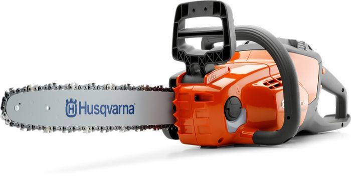 Husqvarna 120i Battery Chainsaw with BLi20 Battery & QC80 Charger