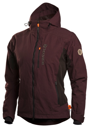 Husqvarna Xplorer Womens' Shell Jacket - Grape Purple