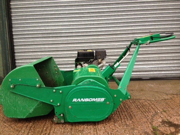 Ransomes Mastiff 91 Sports Ground Mower, Ransomes 36 inch Pitch Mower