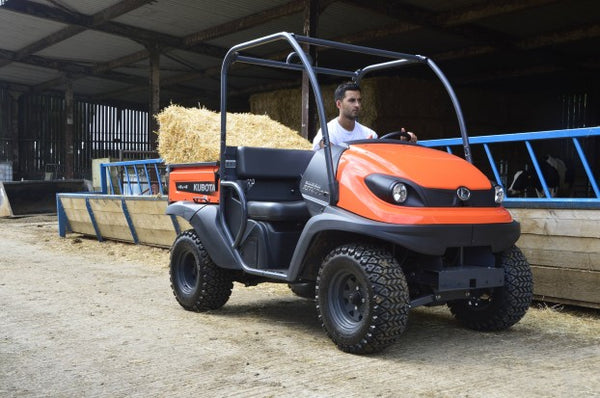 New Kubota RTV400Ci Rough Terrain Vehicle