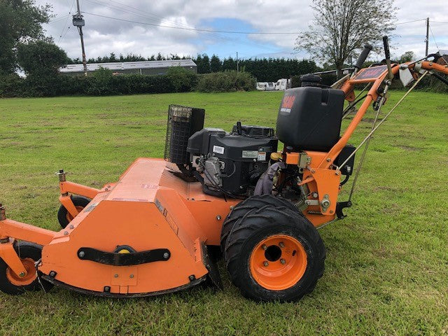 USED Scag 36 inch Flail Mower Pedestrian Heavy Duty Commercial Mower