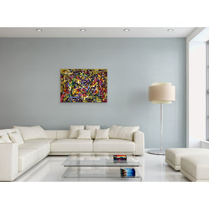 Art Print, Epsilon(ε) #8 - Abstract Wall Art Print,Sensory Art House