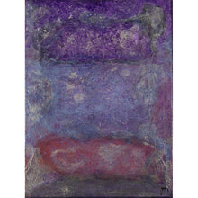 Load image into Gallery viewer, purple-abstract-Mu 3 - Abstract Wall Art Print