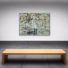 Load image into Gallery viewer, grey-gray-abstract-art-Tau 1 - Abstract Transformation - Abstract Wall Art Print
